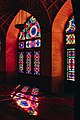 Decoration windows in Nasirolmolk, the pink mosque by Ghazal kohandel 2 تزئینات ارسی مسجد نصیرالملک عکاس غزاله کهن دل.jpg