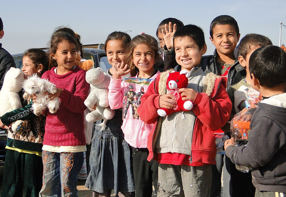 Defend International Reaches out to Yazidis