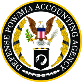 Defense POW/MIA Accounting Agency United States government agency