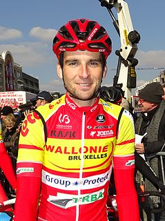 Baptiste Planckaert cyclist