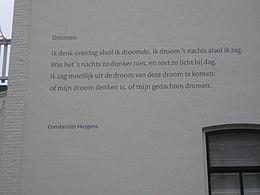 Constantijn Huygens Wikipedia
