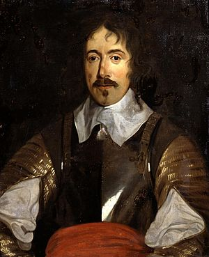 Denzil Holles, 1st Baron Holles - Denzil Holles, 1st Baron Holles of Ifield, ca. 1640s.