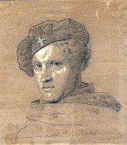 Der ritterliche Kahl - um 1819