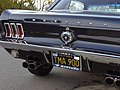 Detail of Classic Mustang Car - San Juan Capistrano - California - USA (6773603582).jpg