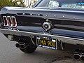 Detail of Classic Mustang Car - San Juan Capistrano - California - USA (6773603582).jpg