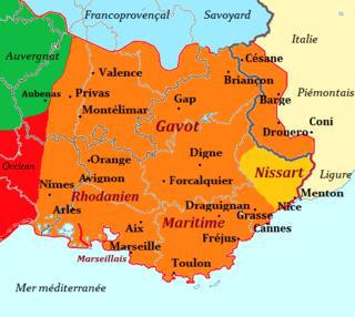 Provençal dialect Dialect of Occitan