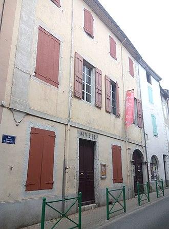 Die, Drôme - Image: Die Musée de Die et du Diois
