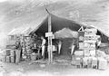 Die Feldküche im Biwak - CH-BAR - 3240788.tif