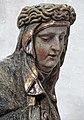 Die Marienkirche in Bad Mergentheim wurde aufwändig restauriert. Detail Heiligenfigur.jpg