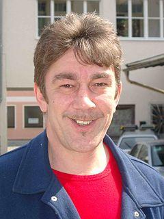Dieter Hegen German ice hockey player