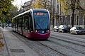 Dijon Boulevard de la Tremouile Tramway 01.jpg