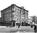 Diller Hotel, southeast corner of 1st Ave and University St, Seattle (CURTIS 1581).jpeg