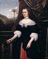 Dina Lems ( -1675) by Daniel Vertangen.jpg
