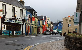 Dingle - Sráid na Trá / Quay Street, Dingle