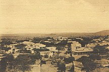 Dire Dawa-Origins-Dire Dawa panorama, c. 1915