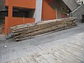 Dismantled bamboo scaffolding.JPG
