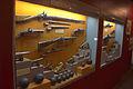 Display of handheld guns at Gibraltar Museum.jpg