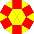 Dissected Dodecagon into Hexakis Rhombitrihexagonal Rotunda.png
