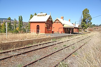 Carcoar, New South Wales - Carcoar Railway Station