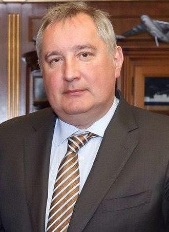 Dmitry Rogozin - Image: Dmitry Rogozin, 2018