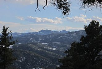 Genesee Park is the largest of the Denver Mountain Parks. Dmp.JPG