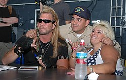 Duane chapman wikipedia for How many kids does beth chapman have