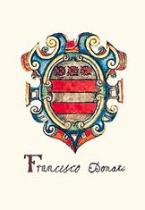 Francesco Donà's coat of arms