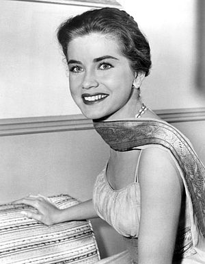 Dolores Hart - Hart in 1959