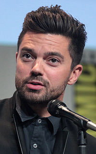 Dominic Cooper English actor