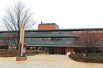 Domino's Pizza Lobby Entrance Domino's Farms Ann Arbor Township Michigan.JPG