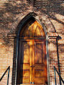 Doors to St. Teresa's Catholic Church in Albany Georgia.jpg