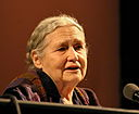 Doris lessing 20060312 (jha)