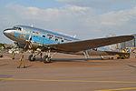 Douglas C-47A Dakota 'ZS-BXF' (16787000627).jpg