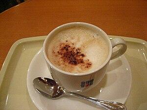 Doutor Coffee Cappuccino 01