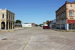 Palacios, Texas - Downtown Palacios