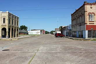 Palacios, Texas - Downtown Palacios