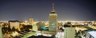Fresno, California - Downtown Fresno