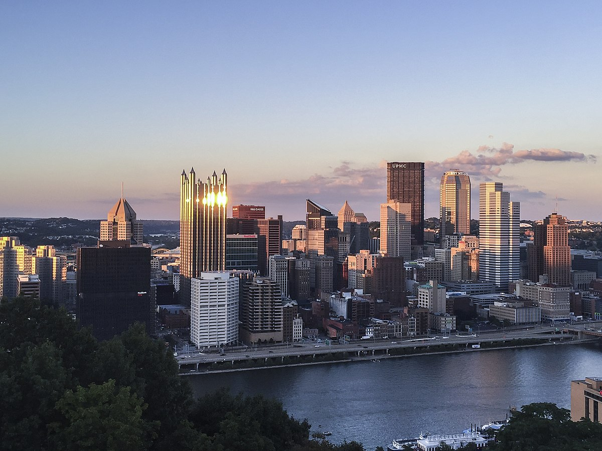 Downtown Pittsburgh - ...