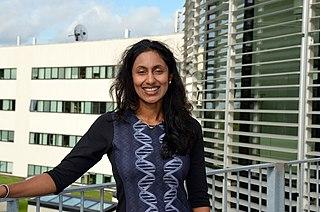 Hiranya Peiris British astrophysicist who studies the big bang