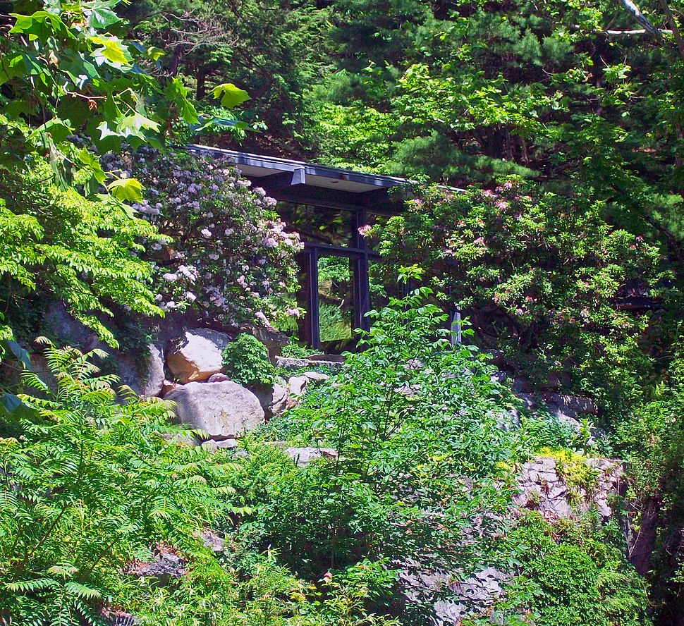 Dragon Rock, Manitoga, 2009