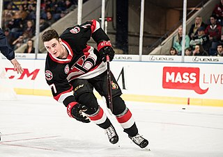 Drake Batherson Canadian ice hockey player