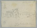 Drawing, Hospital de San Juan de Dios, Honda, Colombia, 1853 (CH 18203225).jpg