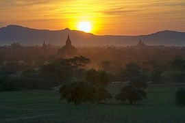 Recommend place to stop between Bagan and Yangon - Myanmar Forum
