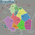 Drenthe Wikivoyage Map.png