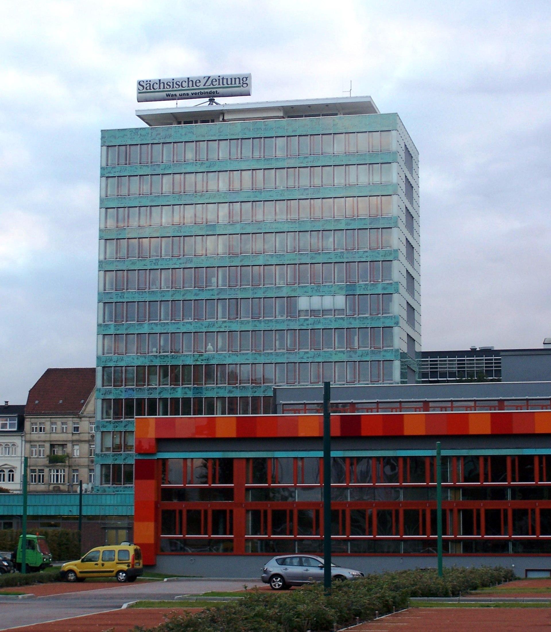Haus der Presse Dresden –