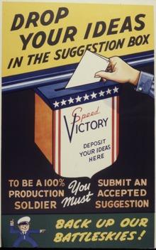 suggestion box wikipedia