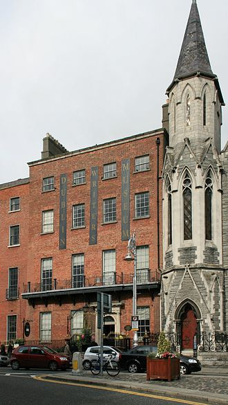 Parnell Square - Dublin Writers' Museum