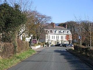Dubwath Human settlement in England