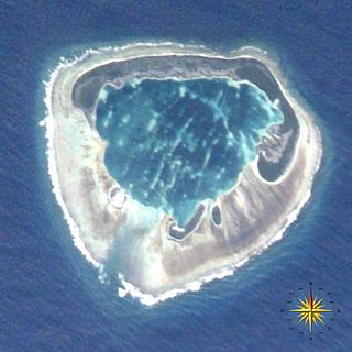 Ducie Island uninhabited atoll in the Pitcairn Islands