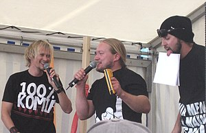 The Dudesons - Image: Dudesons @ Lanterna, Helsinki 1